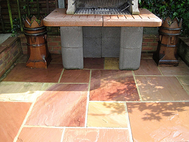 Patio Cleaning Bedford Image